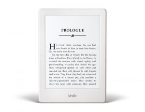 Amazon Kindle Gets Thinner And Lighter