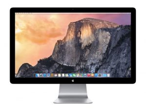 Apple Thunderbolt Display Has Been Discontinued