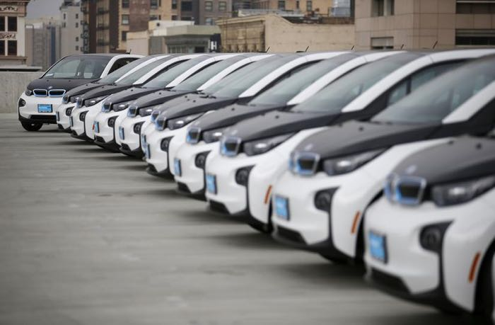 LAPD Is Getting 100 BMW I3 Police Cars - Geeky Gadgets