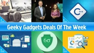 Geeky Gadgets Deals Of The Week, 25th June 2016