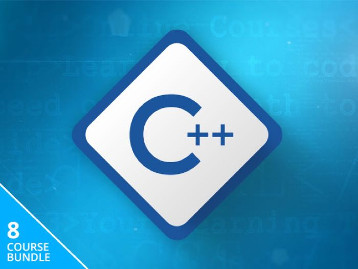 The Complete C++ Programming Bundle