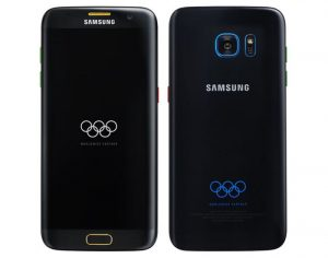 Samsung Galaxy S7 Edge Olympic Edition Leaked