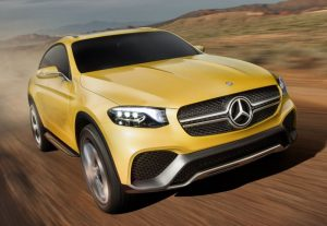 Mercedes Electric SUV Headed To Paris Motor Show