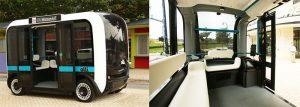 Local Motors Olli Autonomous Shuttle is powered by IBM Watson