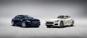 Maserati Quattroporte Freshened Inside and Out
