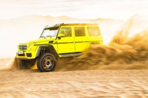 2017 Mercedes G550 4×4<sup>2</sup> coming to America