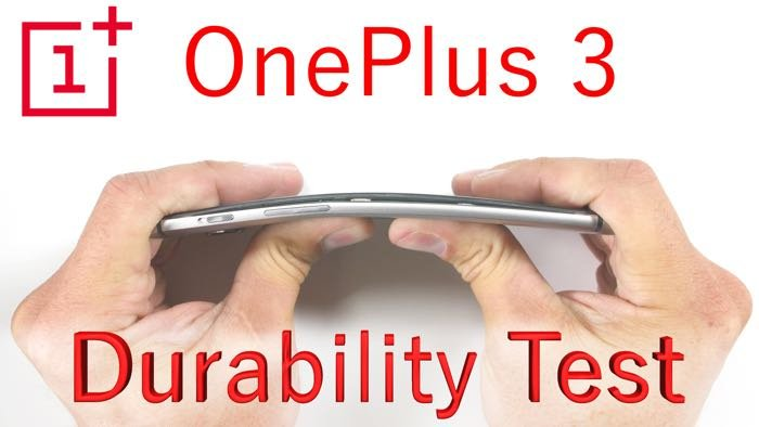 OnePlus Durability Test on Performing Impressive Show 3