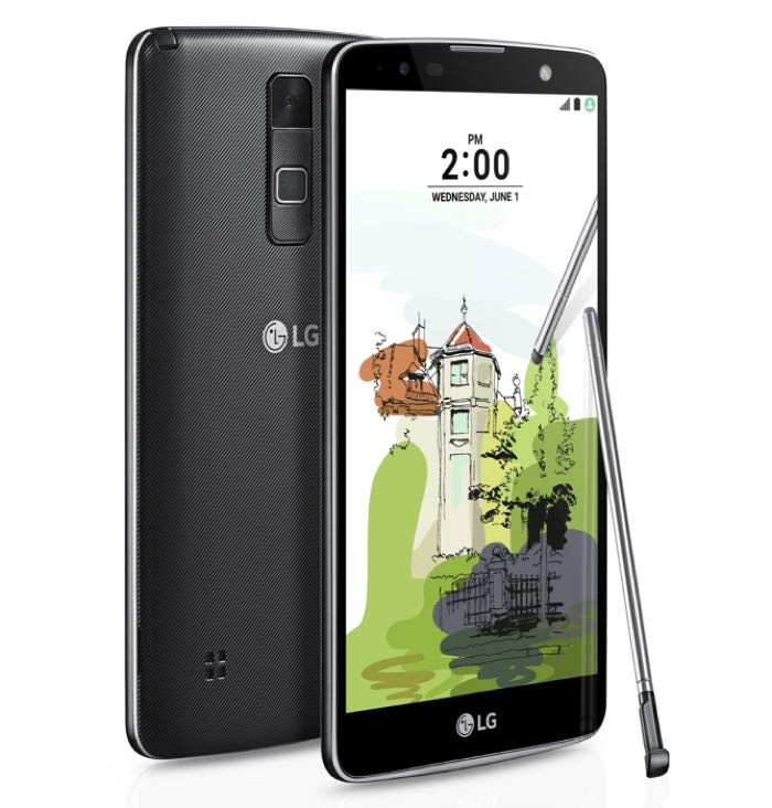 LG Stylus 2 Plus Smartphone Announced - Geeky Gadgets