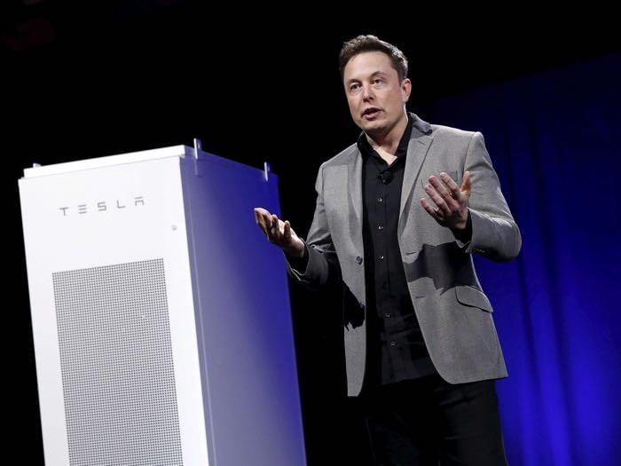 Tesla To Buy Solar City