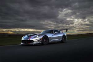 Dodge Shows off Limited Edition Models to Celebrated the End of the Viper