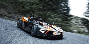 KTM X-Bow Coming to America