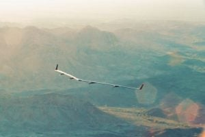 Facebook's Aquila Solar Airplane Makes Its First Flight