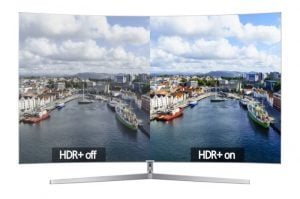 Samsung's 2016 SUHD TVs To Get HDR+ Firmware Update