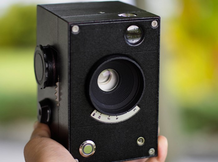 3D Printed Lux Camera