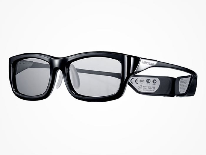 Samsung Rechargeable 3D Active Glasses