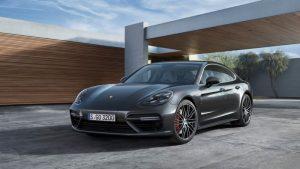 Porsche Panamera Long Wheelbase On The Works