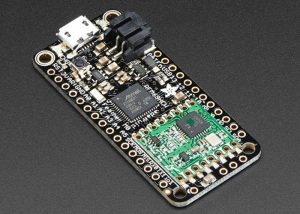 Adafruit Feather M0 RFM69 Packet Radio Now Available