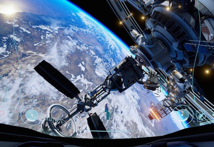 Adr1ft VR Sim Launches On PlayStation 4 July