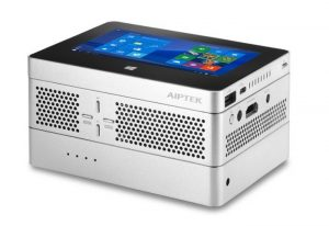 Aiptek iBeamBlock Portable Mini PC And Projector
