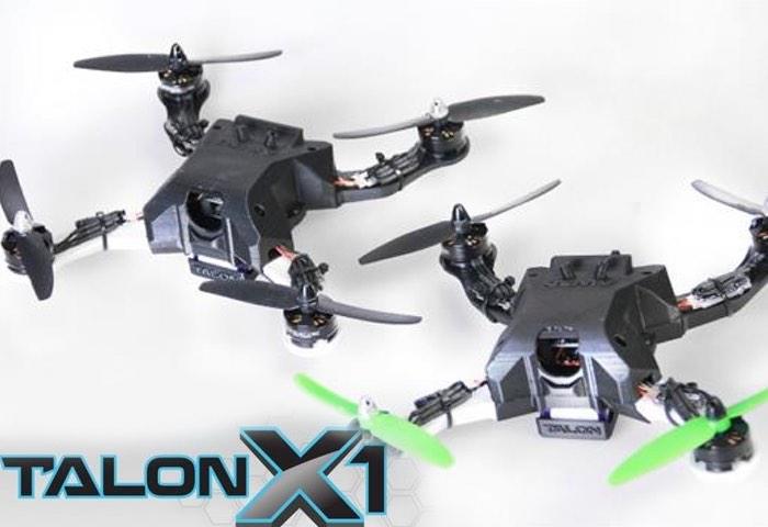 Airwolf 3D Talon X1 3D Printable Drone Kit