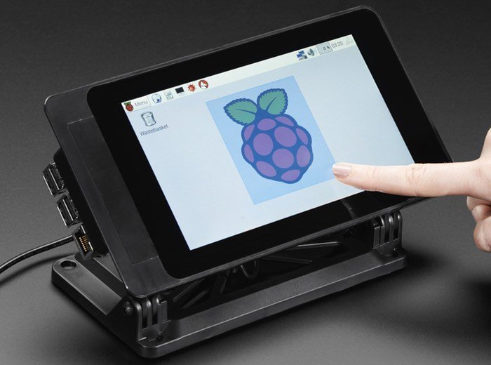 SmarthiPi Touch Raspberry Pi Touchscreen Display Case