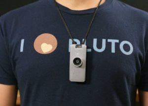 Awesome Wearable Raspberry Pi  Zero Camera Created (video)