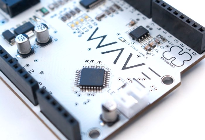 BreadBro Wave Arduino Development Board