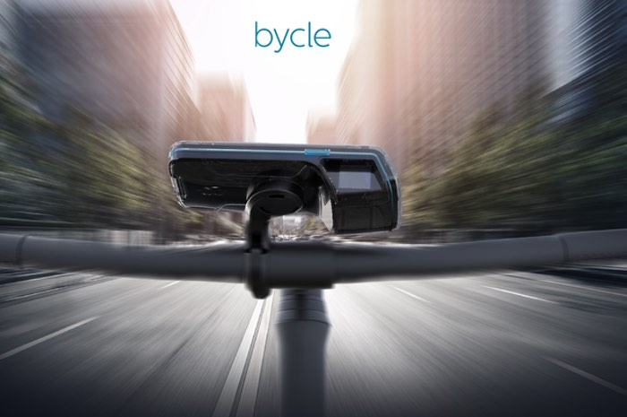 Bycle iPhone And GPS Bike Mount