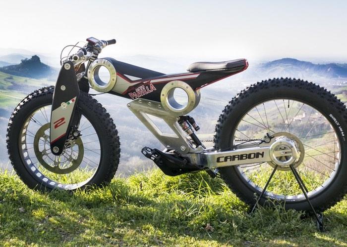 Carbon SUV e-bike Unveiled