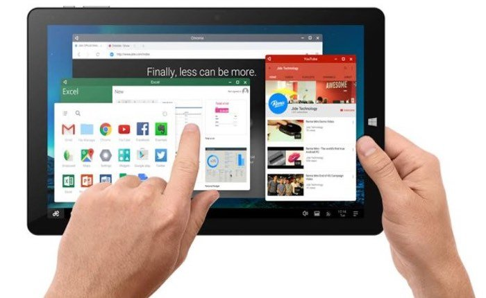 Chuwi Vi10 Plus Windows 10 And Remix OS Tablet