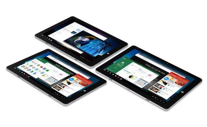 Chuwi Vi10 Plus Windows 10 And Remix OS
