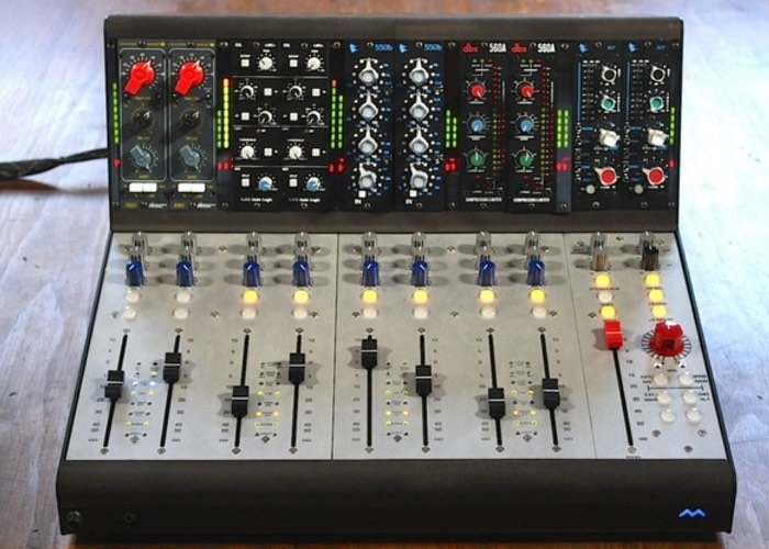 Create Your Ultimate Mixing Console Using The Mana Modular