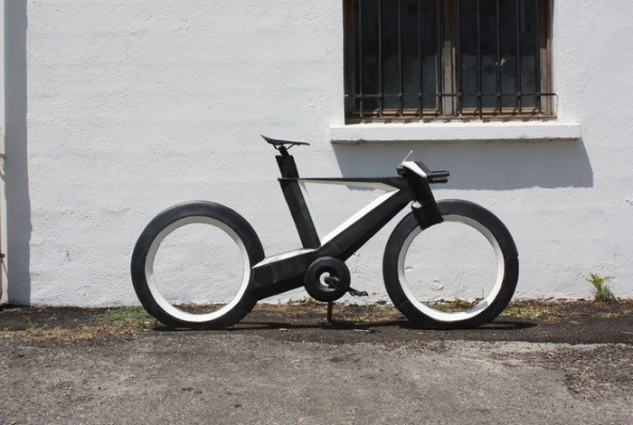 Cyclotron Hubless Smart Bike