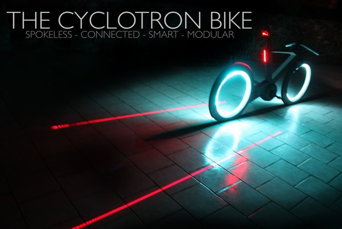 Cyclotron smart bike