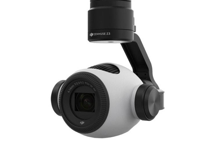 DJI Zenmuse Z3 Drone Zoom Camera