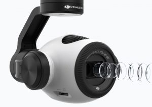 DJI Zenmuse Z3 Drone Zoom Camera Launches For $899