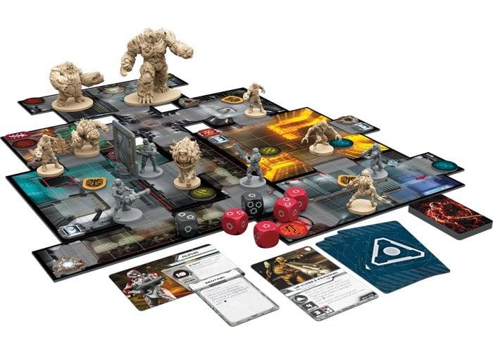 DOOM Board game