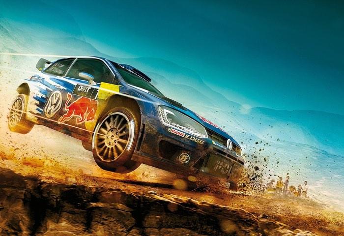 Dirt Rally Receives Oculus Rift