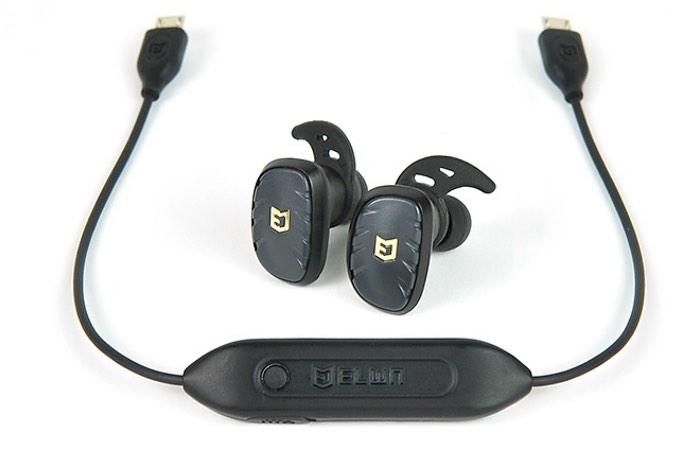 elwn fit bluetooth earbuds hit kickstarter video geeky gadgets. Black Bedroom Furniture Sets. Home Design Ideas
