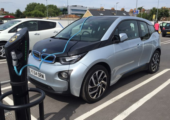 Electric Car Drivers