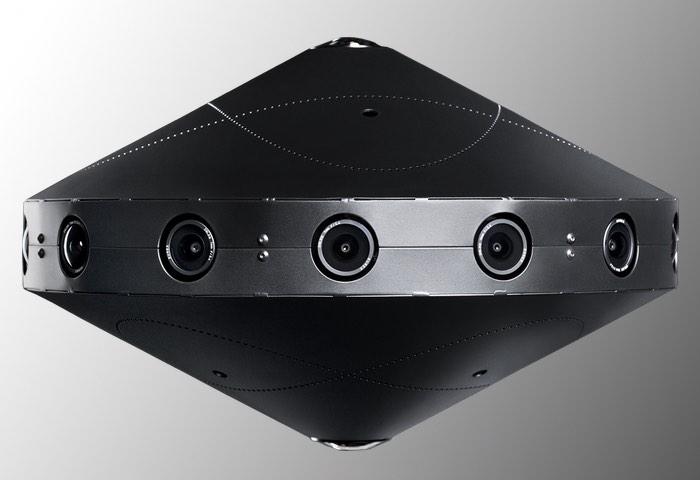 Surround 360 VR Camera