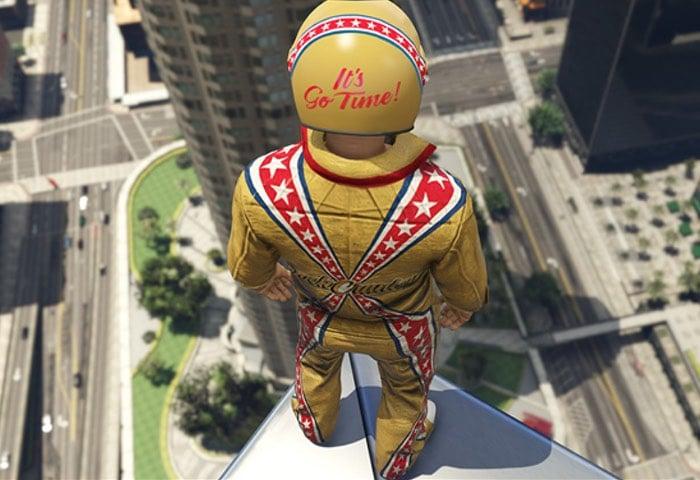 GTA Online Cunning Stunts Update