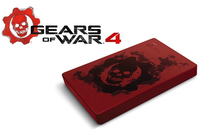 Gears Of War 4 External Hard Drive