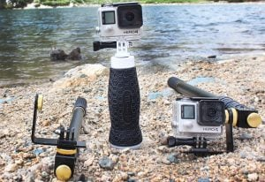MicroJib GoPro Mounting System (video)