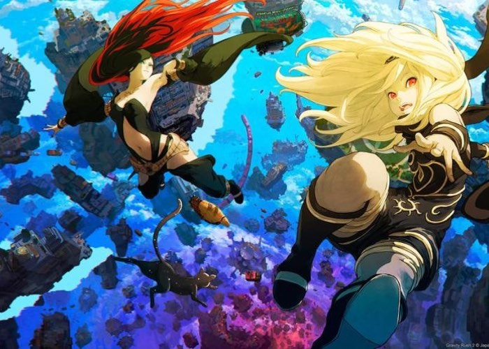 Exclusive Gravity Rush 2 Release Dates Confirmed