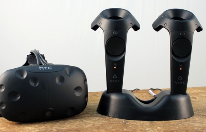 HTC Vive Controller Dock And Charger