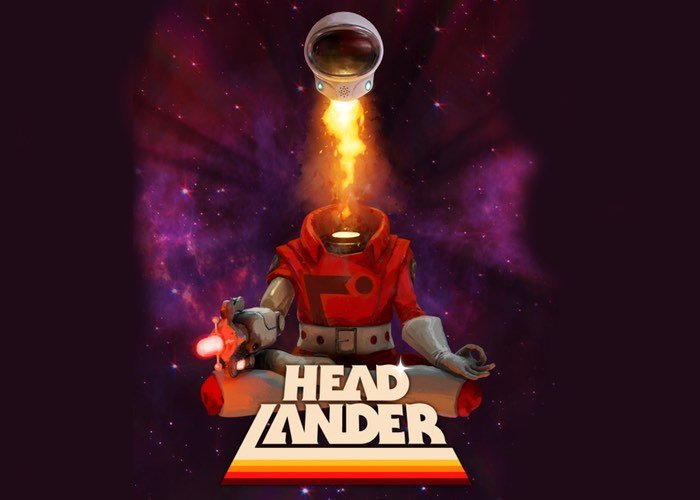 Headlander-Launches