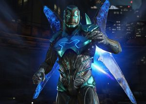 Injustice 2 Wonder Woman and Blue Beetle Revealed (video)