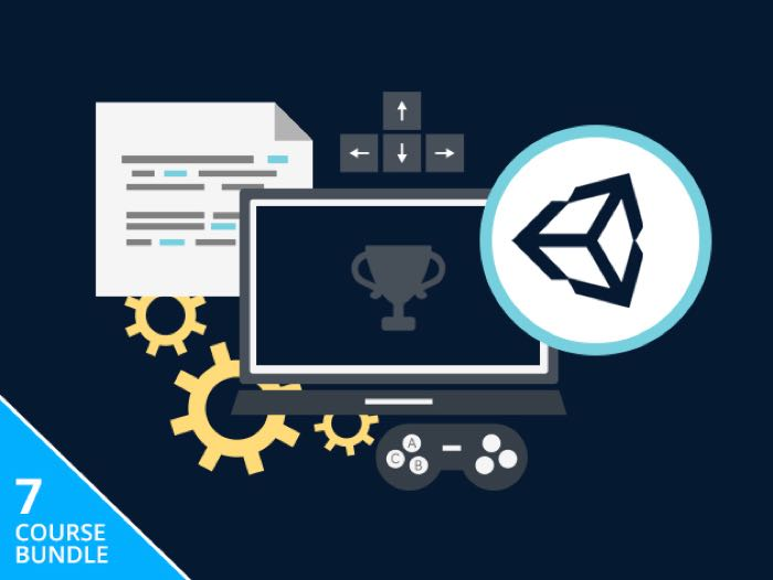 Intro to Unity 3D Game Development Bundle