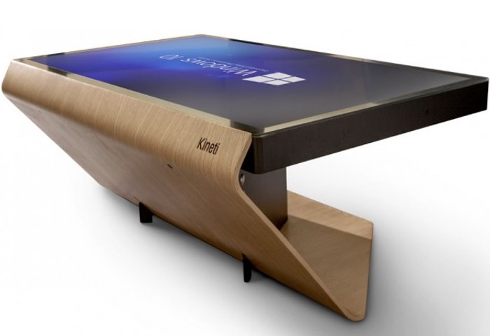 Kineti Windows 10 Touchscreen Table